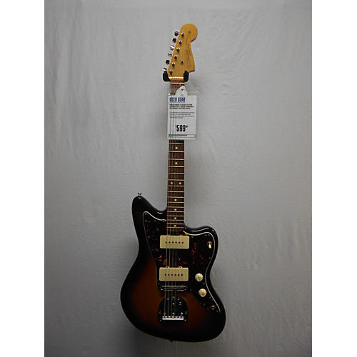 Fender Classic Player Jazzmaster Solid Body Electric Guitar