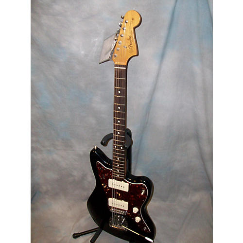 Fender Classic Player Jazzmaster Special Black Solid Body Electric Guitar Black