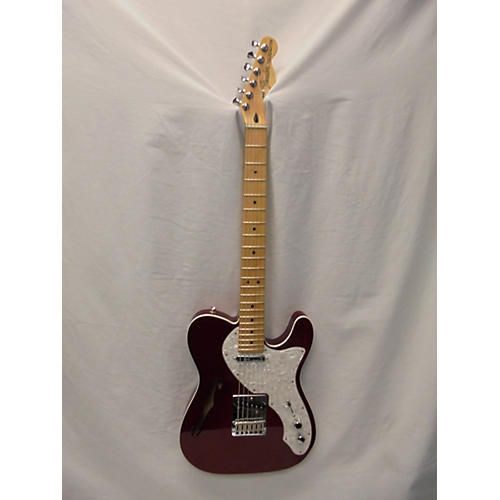 Fender Classic Player Telecaster Thinline Deluxe Hollow Body Electric Guitar-thumbnail