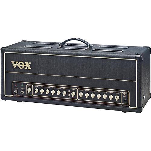 Vox Classic Plus Series AC100CPH 100W Tube Guitar Amp Head-thumbnail