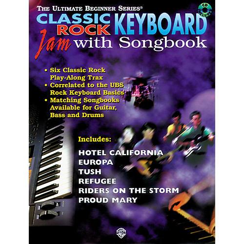 Alfred Classic Rock - Keyboard Jam Pack-thumbnail