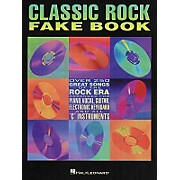 Hal Leonard Classic Rock Fake Book