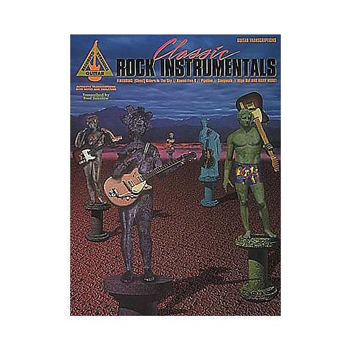 Hal Leonard Classic Rock Instrumentals