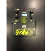 Tech 21 Classic Sansamp Effect Pedal