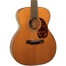 Recording King Classic Series 000 Torrefied Adirondack Spruce Top Acoustic Guitar Level 1 Natural