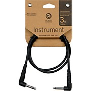 "D'Addario Planet Waves Classic Series 1/4"" Right Angle Patch Cable"