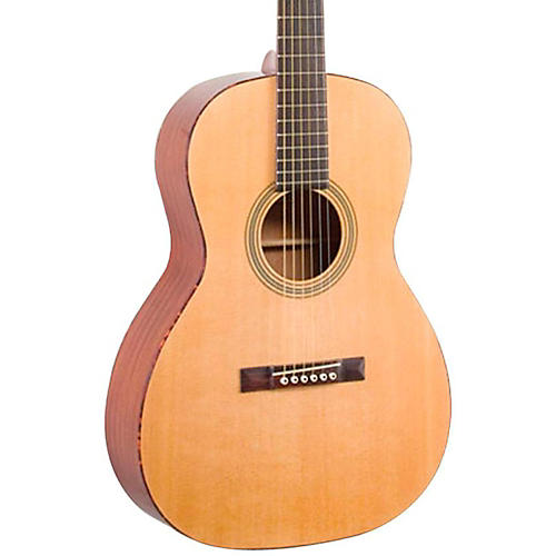 Recording King Classic Series 12 Fret OOO Solid Top Acoustic Left-Handed Guitar