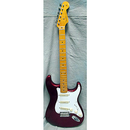 Fender Classic Series 1950S Stratocaster Solid Body Electric Guitar-thumbnail