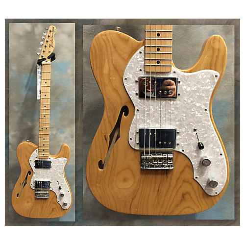 Fender Classic Series 1972 Telecaster Solid Body Electric Guitar