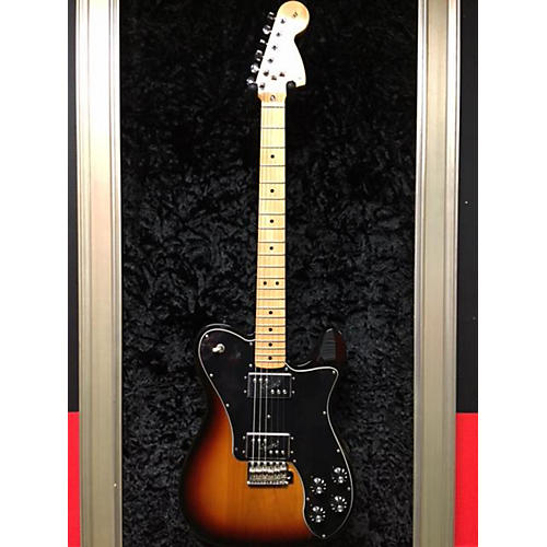Fender Classic Series 1972 Telecaster Solid Body Electric Guitar-thumbnail