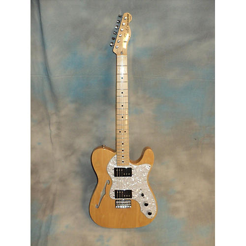 Fender Classic Series 1972 Telecaster Thinline Hollow Body Electric Guitar