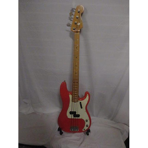 Fender Classic Series '50s Precision Bass Lacquer Electric Bass Guitar-thumbnail