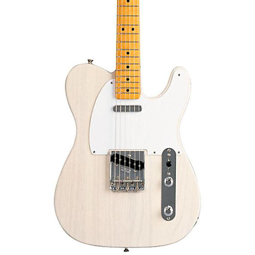 Fender Classic Series '50s Telecaster Electric Guitar Blonde Maple Fretboard