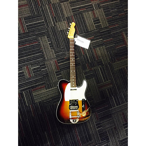 Fender Classic Series '60s Telecaster Bigsby Solid Body Electric Guitar-thumbnail