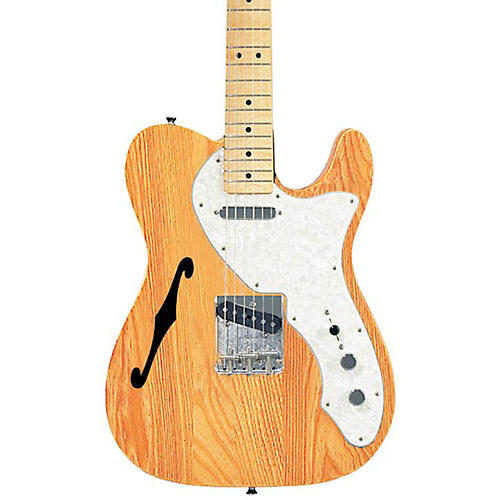 Fender Classic Series '69 Telecaster Thinline Electric Guitar Natural