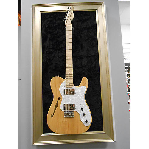 Fender Classic Series '69 Telecaster Thinline Hollow Body Electric Guitar