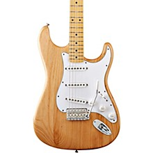 Classic Series '70s Stratocaster Electric Guitar Natural Maple Fretboard