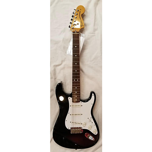 Fender Classic Series '70s Stratocaster Solid Body Electric Guitar-thumbnail