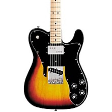 Classic Series '72 Telecaster Custom Electric Guitar 3-Color Sunburst Maple Fretboard