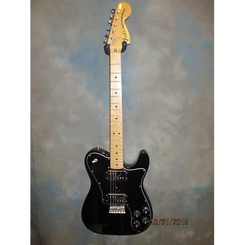 Fender Classic Series '72 Telecaster Deluxe Solid Body Electric Guitar-thumbnail