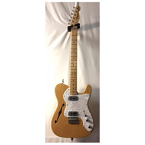 Fender Classic Series '72 Telecaster Deluxe Solid Body Electric Guitar