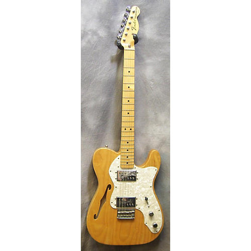 Fender Classic Series '72 Telecaster Thinline Hollow Body Electric Guitar-thumbnail