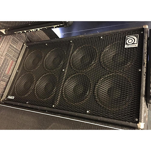 Ampeg Classic Series 810 SVT Bass Cabinet