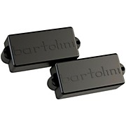 Bartolini Classic Series Bass 5-String P Bass Single Coil Pickup