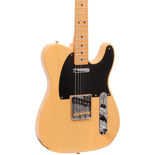 Fender Classic Series Classic Player Baja Telecaster Electric Guitar Blonde