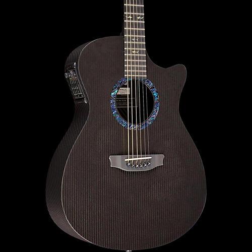 Rainsong Classic Series OM1000N2 Acoustic-Electric Guitar Black