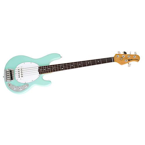 Ernie Ball Music Man Classic Stingray 5 Electric Bass Guitar-thumbnail