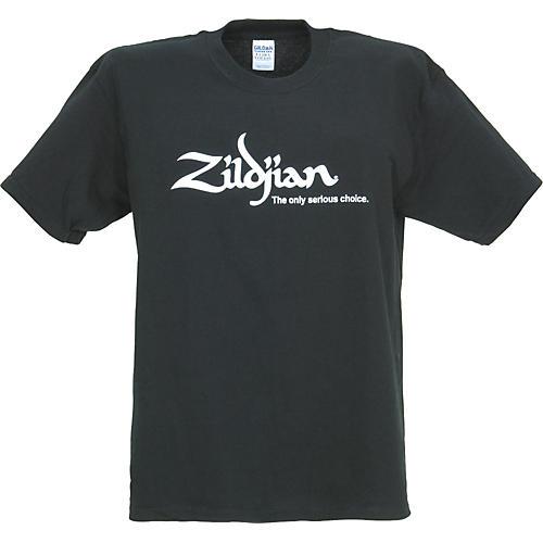 Zildjian Classic T-Shirt Black Medium