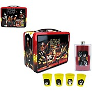 KISS Classic Tin Tote/Lunchbox Gift Set - Convention Exclusive