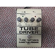 Tubeworks Classic Tube Overdrive 911 Effect Pedal