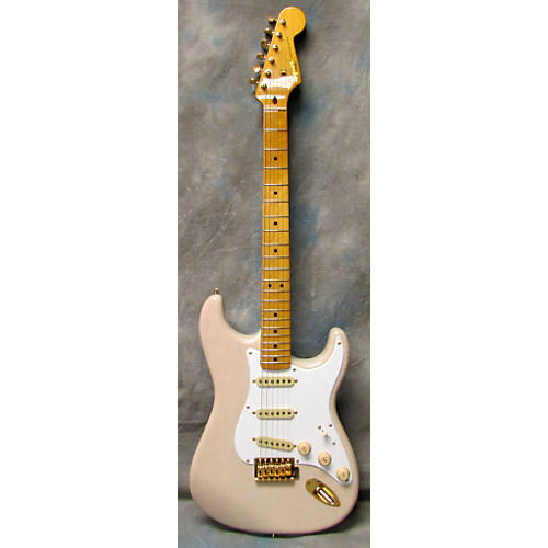 Squier Classic Vibe 1950S Stratocaster Solid Body Electric Guitar-thumbnail