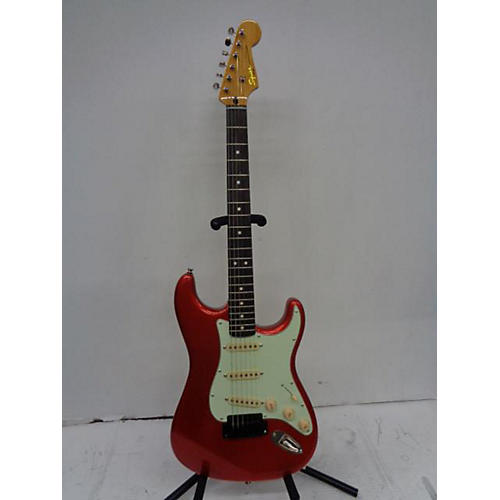 used squier classic vibe 1960s stratocaster solid body electric guitar guitar center. Black Bedroom Furniture Sets. Home Design Ideas
