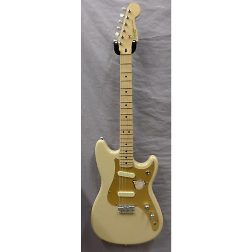 Squier Classic Vibe Duo Sonic Solid Body Electric Guitar-thumbnail