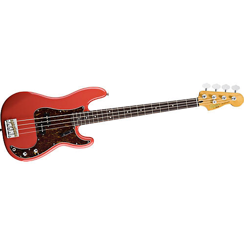 Squier Classic Vibe Precision Bass '60s Guitar Fiesta Red