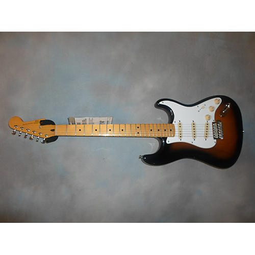 Squier Classic Vibe Stratocaster 2 Color Sunburst Solid Body Electric Guitar
