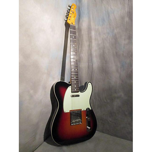 Squier Classic Vibe Telecaster Custom Solid Body Electric Guitar