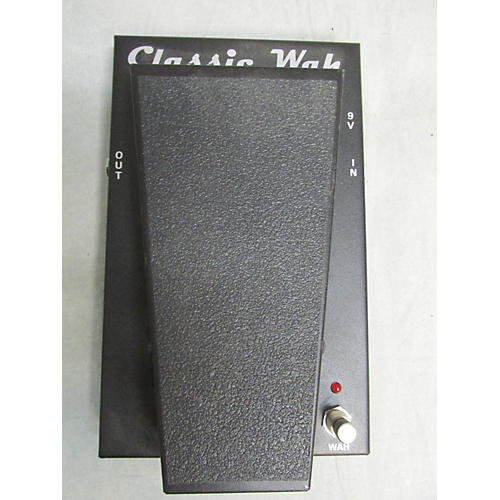 Morley Classic Wah Effect Pedal