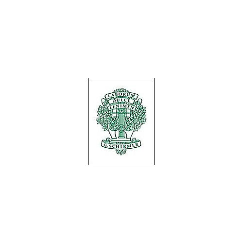G. Schirmer Classical Album Piano Four Hands - 12 Original Pieces-thumbnail