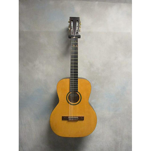 Silvertone Classical Classical Acoustic Guitar Natural