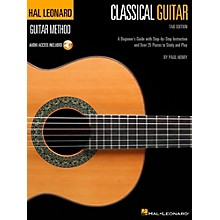 Hal Leonard Classical Guitar - Hal Leonard Guitar Method Series (Book/Online Audio) Tab Edition
