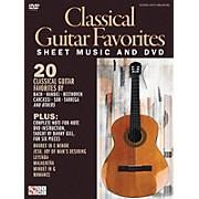 Cherry Lane Classical Guitar Favorites Book/DVD