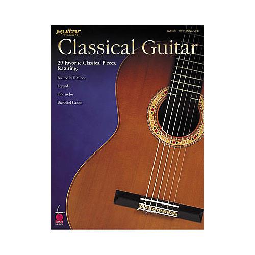 Hal Leonard Classical Guitar Tab Book-thumbnail