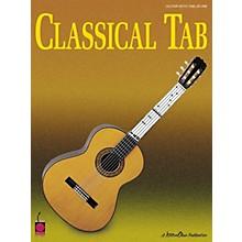 Cherry Lane Classical Guitar Tab Book