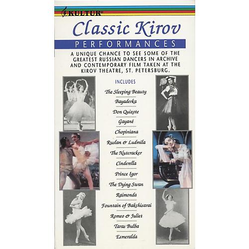 Kultur Classical Kirov Performances (Video)