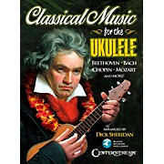 Hal Leonard Classical Music For The Ukulele Book/CD