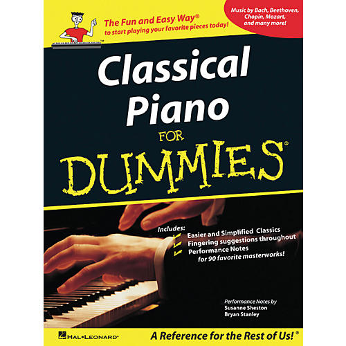 Hal Leonard Classical Piano For Dummies-thumbnail